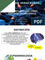 Crisis Epilépticas Como Síntoma Neurológico