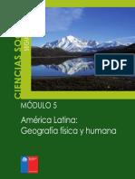 II Ciclo Guias Cs Soc Modulo N 5 Geografia Fisica Humana