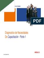 Introducción Diagnostico Necesidades de Capacitacion