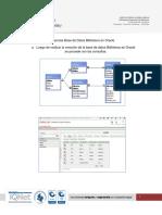 2.1. Consultas SQL BD Biblioteca Parte 1 en Oracle
