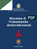 Normas de Tratamento Antirretroviral (1)