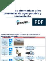 Presentación Rotoplas Para Gobierno Ica - 2015