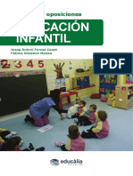 201605101228370.Educacion Infantil Tema 13, 18 y 19