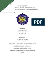 CASE 1 DHF (Lita Lufita,Sked-J510155072)
