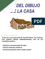 Test Del Dibujo de La Casa by Luis Vallester