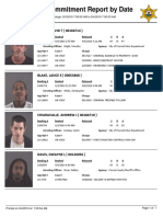 Peoria County Jail Booking Sheet for Sept. 4, 2016