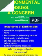 NLI Environmental Concerns