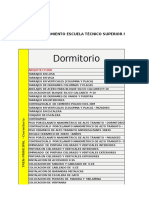 1.3 Lookahead - Tren- Restricciones - DORMITORIO - V7