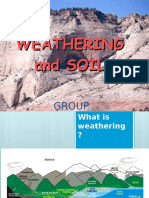 MIDTERM REPORT(Weathering and Soil).ppt