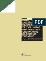 APS Obligatoriedad de La Escuela Secundaria