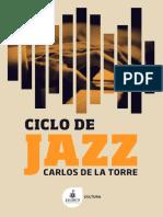 Ciclo de Jazz Carlos de La Torre