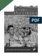 Revista1 Cronologia de La Revolucion Agraria en Bolivia