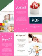 Stefanie - Koas Anak - Yogurt Mencegah Flu Dan Batuk