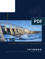 Hydro Turbine Bearings A4