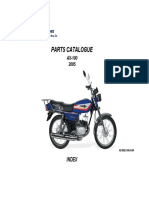 United Motors AX 100cc