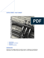 CATIA V5R20 Factsheet