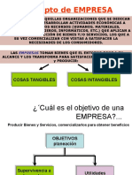 2-LA EMPRESA Como Sistema