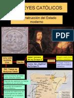 6 Los Reyes Católicos