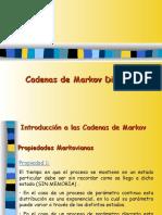 3 Cadenas Markov Procesos Discretos