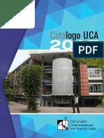 Catalogo UCA 2015