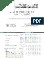 15. Activos Financieros (I)
