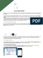 Instrucciones Para El Ingreso Al Aula Virtual _2016_actualizado