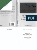 arqueozoologia