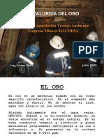 t121 Icm-mdsa b Metalurgia-Oro