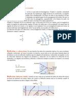 Resumen Optica y acustica