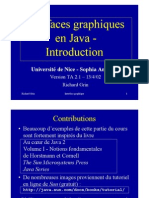 interface graphique en java