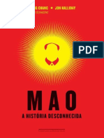 Mao a Historia Desconhecida - Jon Halliday
