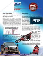 NGK Spark Plugs and Plug Wires Data Bulletin