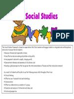 the social studies framework