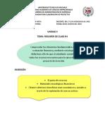 Proyectos resumen 6