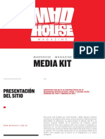 Madhouse Mediakit