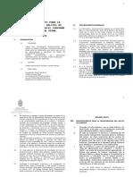 Protocolos Operativos Para La Inv