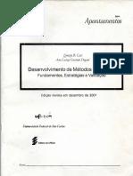Desenvolvimento de Métodos por HPLC Fundamentos, Estratégias e Validação