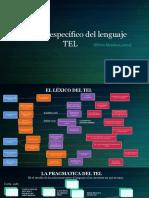 """Trastorno Específico Del Lenguaje """"TEL"""""""