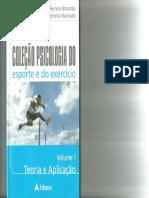Modelos de Prática Profissional Na Psicologia Do Esporte
