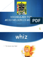 reading unit 1 miss nelson vocab