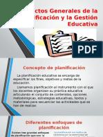 Diapositivas Planificación