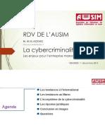 Cyber Criminalté