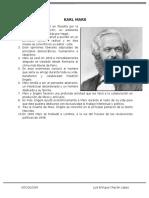 3. Karl Marx
