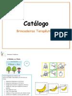 Brincadeiras Terapêuticas_Catálogo Ilustrado