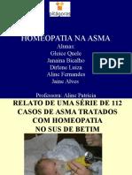 Homeopatia Na Asma