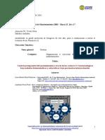 Resumen Ponencia EAFIT 2003 Aciem