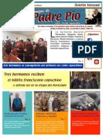 Amigos de Padre Pio Agosto 2016