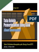 tatakelolapemerintahanyangbaikgoodgovernance-140313024126-phpapp02