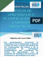 Sesión Estilos de Aprendizaje (2003)