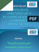 Sesión Planeación Educativa (2003)